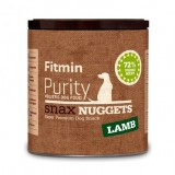 Fitmin Purity Dog Snax Nuggets Lamb