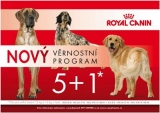 Royal Canin Věrnostní program 5 + 1