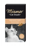 Miamor Cat Snack Cream Leberwurst