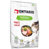 Ontario Cat Hairball