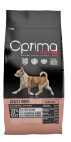Visán Optima Nova Dog Adult Mini Sensitive Salmon potato