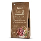 Fitmin Dog Purity Senior / Light Venison ,Lamb