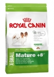 Royal Canin X-Small Mature + 8